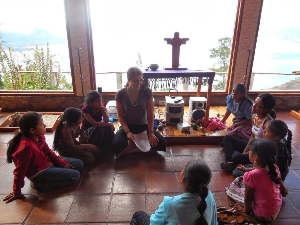 Opal house teaching